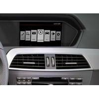 Adaptiv, Boitier GPS Navigation et multimédia USB/SD pour Mercedes Classe C W204 de 2011 à 2014 avec NTG 4.5