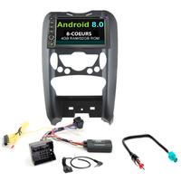 Pack Autoradio Android 8.0 écran tactile GPS DVD Mini Cooper de 2006 à 2013