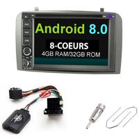 Pack Autoradio GPS Android 8.0 Wifi Alfa Romeo 147 & GT