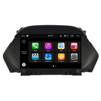 Autoradio Android 8.0 Wifi GPS Waze Ford Kuga depuis 2013 et Ford C-Max depuis 2010