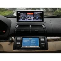 """Ecran tactile 10.25"""" GPS Android Wifi pour BMW X5 E53 de 1998 à 2006"""