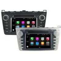 Autoradio Android 8.0 Wifi GPS Waze Mazda 6 de 2008 à 2012