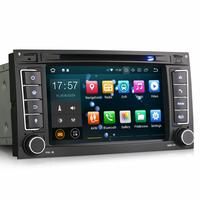 Autoradio Android 8.0 Wifi GPS Waze Volkswagen Touareg et Multivan Transporter