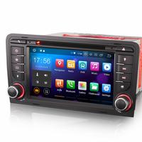 Autoradio GPS Android 8.0 écran tactile Audi A3