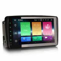 "Ecran tactile 9"" Android 8.0 GPS Wifi Mercedes avant 2005"