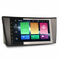 """Ecran tactile 9"""" Android 8.0 GPS Mains libres Mercedes Classe E, Classe G et CLS"""