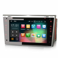 Autoradio Android 8.0 GPS Wifi Bluetooth Opel Astra, Zafira, Corsa, Antara