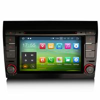 Autoradio Android 8.0 Wifi GPS écran tactile Fiat Bravo
