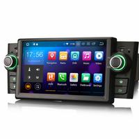 "Ecran tactile 7"" Android 8.0 GPS Mains libres Fiat Grande Punto et Linea"