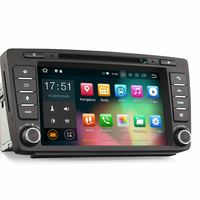 Autoradio Android 8.0 GPS Skoda Octavia de 04/2004 à 2012 & Yeti depuis 2009