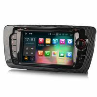 Autoradio Android 8.0 Wifi GPS Waze Seat Ibiza depuis 06/2008