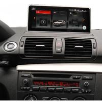 """Ecran tactile 10.25"""" GPS Android Wifi pour BMW Série 1 de 2005 à 2012 avec écran d'origine"""