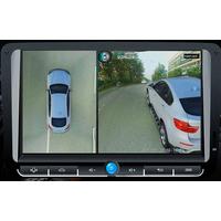 3D vision panoramique : Caméra 360°,  4 caméras HD 1080P