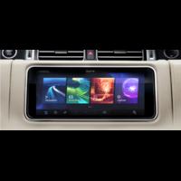 Ajouter Android 5.1 sur votre écran tactile Range Rover Evoque Sport et Discovery et Jaguar XF/XE et F-Pace depuis 2016