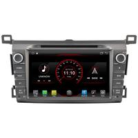Autoradio GPS Wifi Bluetooth Android 8.1 Toyota Rav4 de 2013 à 2018