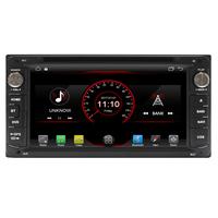 Autoradio Android 8.1 écran tactile Toyota RAV4 Hilux Yaris Land Cruiser