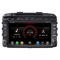 Autoradio Android 8.1 GPS DVD Mains libres Bluetooth Kia Sorento depuis 2015