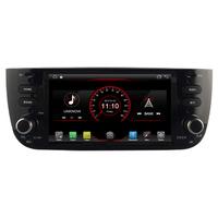 Autoradio GPS Android 8.1 tactile Fiat Punto Evo et Linea (PAS de lecteur CD/DVD)