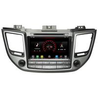 Autoradio Android 8.1 GPS écran tactile Hyundai IX35 et Tucson depuis 2016