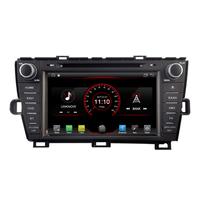 Autoradio GPS Android 8.1 Wifi Toyota Prius de 2009 à 2013