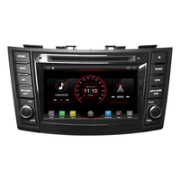 Autoradio GPS Wifi Bluetooth Android 8.1 Suzuki Swift de 2011 à 2017