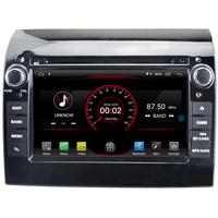 Autoradio Android 8.1 GPS DVD écran tactile Fiat Ducato, Peugeot Boxer et Citroën Jumper