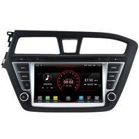 Autoradio Android 8.1 GPS DVD écran tactile Hyundai i20 depuis 2015