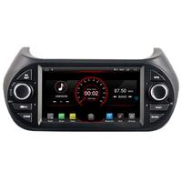 Autoradio Android 8.1 Citroën Nemo Peugeot Bipper et Fiat Fiorino (PAS de lecteur CD/DVD)