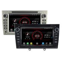 Autoradio GPS Wifi Bluetooth Android 8.1 Peugeot 308 et RCZ