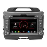 Poste Android 8.1 GPS Waze Wifi écran tactile Kia Sportage de 2010 à 2013