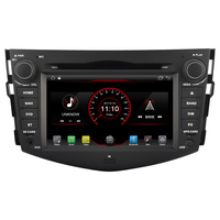 Autoradio Android 8.1 Wifi GPS Waze Toyota RAV4 de 2006 à 2012