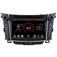 Autoradio Android 8.1 GPS Hyundai i30 depuis 2013
