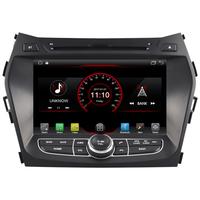 Autoradio Android 8.1 écran tactile GPS DVD Hyundai Santa Fe de 2012 à 2018