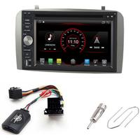Pack Autoradio GPS Android 8.1 Wifi Alfa Romeo 147 & GT