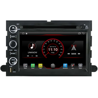 Autoradio GPS Wifi Bluetooth Android 8.1 Ford Mustang, Fusion, Explorer, F150, Focus, Edge