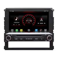 Autoradio Android 8.1 GPS DVD Bluetooth Toyota Land Cruiser depuis 2016