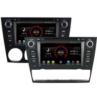 Autoradio GPS Waze Android 8.1 tactile BMW Série 3 de 2005 à 2012