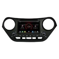 Autoradio Android 8.1 GPS écran tactile Wifi Hyundai i10 depuis 2016