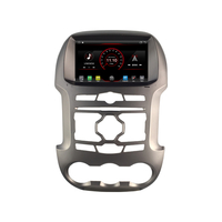 Autoradio Android 8.1 Wifi GPS Waze Ford Ranger de 2012 à 2015