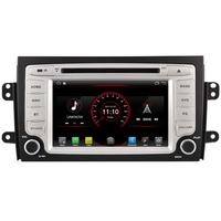 Autoradio Android 8.1 GPS Suzuki SX4 et Fiat Sedici de 2006 à 2012