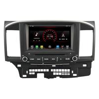 Autoradio GPS Wifi Bluetooth Android 8.1 Mitsubishi Lancer de 2014 à 2018