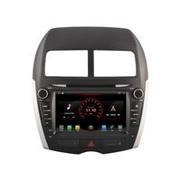 Autoradio GPS Wifi Bluetooth Android 8.1 Mitsubishi ASX depuis 2010, Citroën C4 Aircross & Peugeot 4008