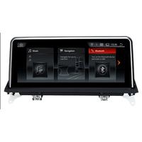 "Autoradio Android 7.1 GPS écran tactile 10.25"" BMW X5 E70 et BMW X6 E71"