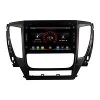 Autoradio Android 8.1 GPS écran tactile Bluetooth Mitsubishi Pajero de 2015 à 2018