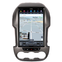 Tablette tactile Tesla Style Ford Ranger de 2011 à 2015 : Android 7.1 GPS Wifi Bluetooth