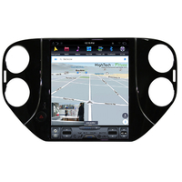 Tablette tactile Tesla Style Volkswagen Tiguan de 2007 à 2016 : Android 7.1 GPS Wifi Bluetooth