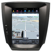 Tablette tactile Tesla Style Lexus IS Series de 2005 à 2013 : Android 7.1 GPS Wifi Bluetooth