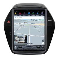 Tablette tactile Tesla Style Hyundai IX35 de 2010 à 2013 : Android 7.1 GPS Wifi Bluetooth