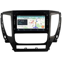 Autoradio Android 9.1 GPS écran tactile Bluetooth Mitsubishi Pajero de 2015 à 2018