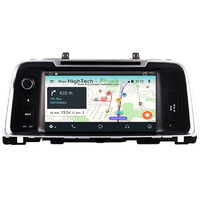 Autoradio Android 10 GPS avec Wifi Bluetooth Kia Optima de 2015 à 2018
